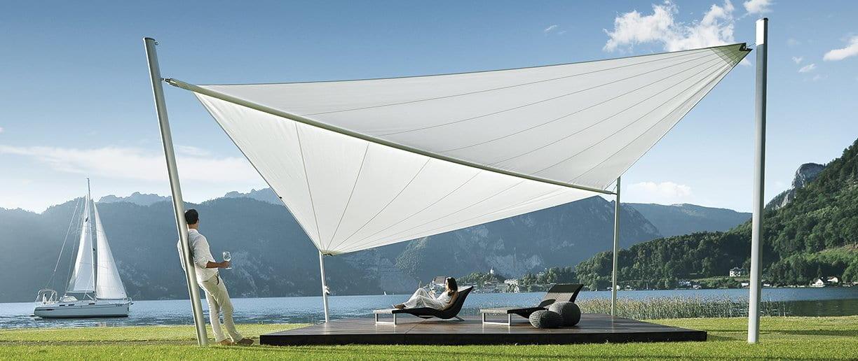 größte Auswahl Luxus kaufen Original kaufen Aufrollbare Sonnensegel