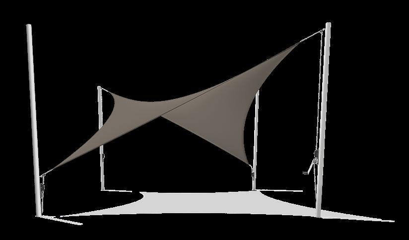 3d zonnezeilen. Black Bedroom Furniture Sets. Home Design Ideas